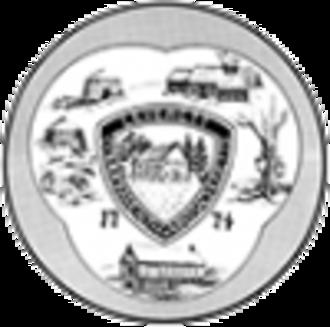Leverett, Massachusetts - Image: Leverett MA seal
