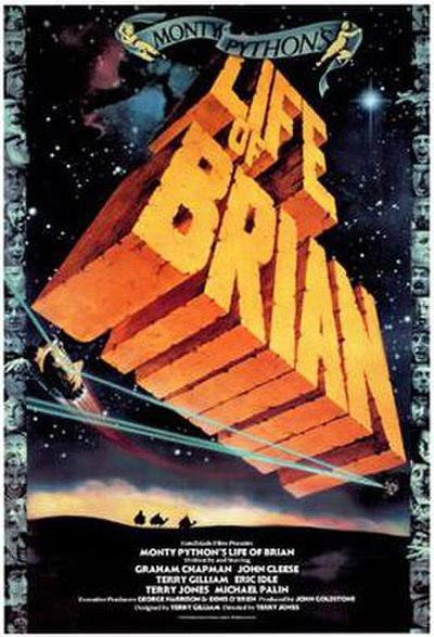 Picture of a movie: Monty Python's Life Of Brian