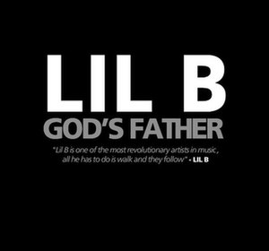 God's Father - Image: Lil B Gods Father based cover rare tybg