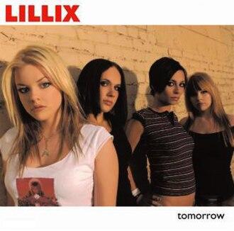 Tomorrow (Lillix song) - Image: Lillix Tomorrow
