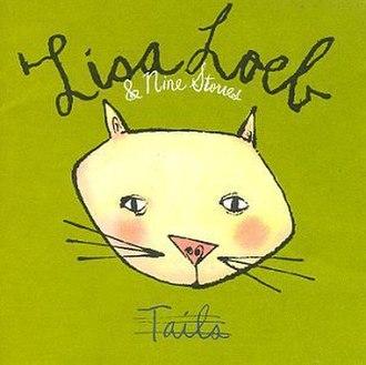 Tails (album) - Image: Lisa Loeb Tails