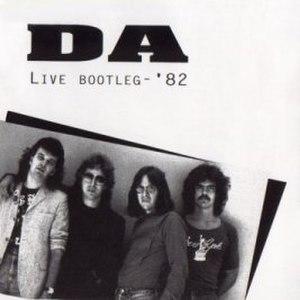 Live Bootleg '82 - Image: Live Bootleg 82