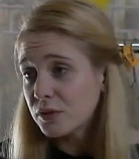 Lucy Benson Fictional character from Hollyoaks