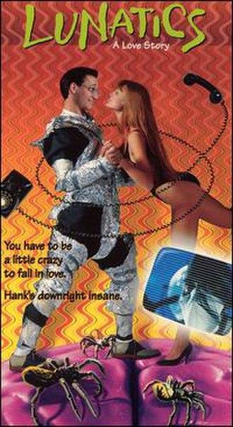 Lunatics: A Love Story - VHS Artwork