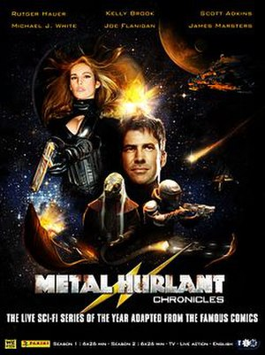 Métal Hurlant Chronicles - TV poster