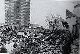 McGurks Bar bombing Fatal bombing in Belfast, Northern Ireland