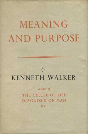 Meaning and Purpose - First edition