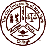 Medgar Evers College Seal.png
