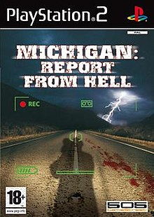 michigan report from hell monsters