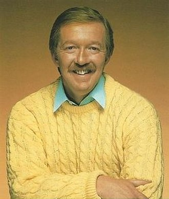 Mike Morris (TV presenter) - Mike Morris's promotional photograph from TV-am