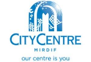 City Centre Mirdif - Image: Mirdif City Center Logo