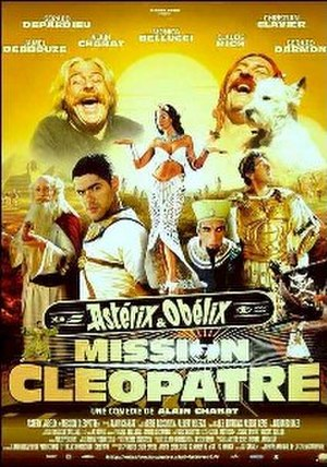 Asterix & Obelix: Mission Cleopatra - Theatrical release poster