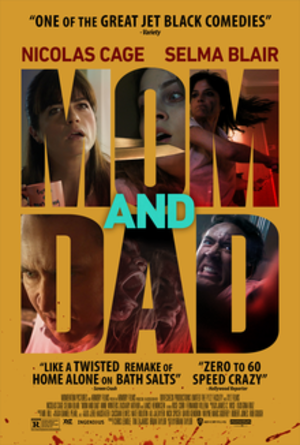 Mom and Dad (2017 film) - Teaser poster