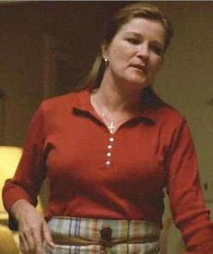 The Black Donnellys - Kate Mulgrew as Helen Donnelly.
