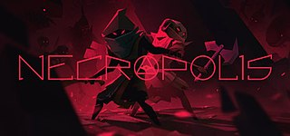 <i>Necropolis</i> (video game) 2016 video game