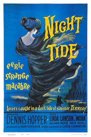 Night Tide - Was she human...