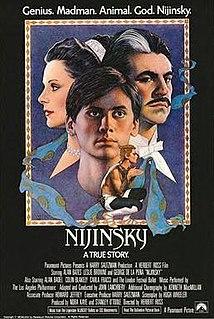<i>Nijinsky</i> (film) 1980 film by Herbert Ross