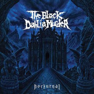 Nocturnal (The Black Dahlia Murder album) - Image: Nocturnal cover