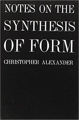 Notes on the Synthesis of Form - Softcover edition
