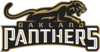 Oakland Panthers logo