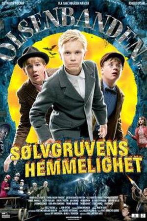 Olsenbanden Jr. og Sølvgruvens hemmelighet - Theatrical release poster