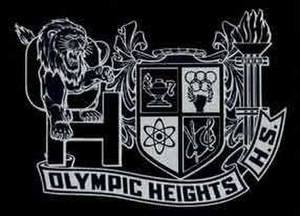 Olympic Heights Community High School - Image: Olympic Heights Community High School