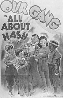 <i>All About Hash</i> 1940 film by Edward L. Cahn