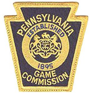 Pennsylvania Game Commission patch