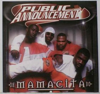 Mamacita (Public Announcement song) - Image: Pa mamacita