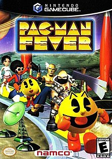 Pac Man Fever (video game) Wikipedia