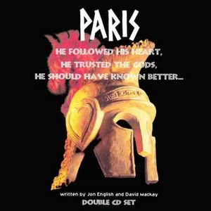 Paris (2003 musical) - Image: Paris 1990 concept album
