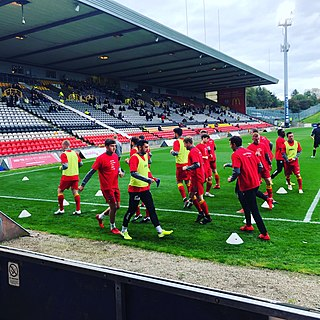 Firhill Stadium football stadium