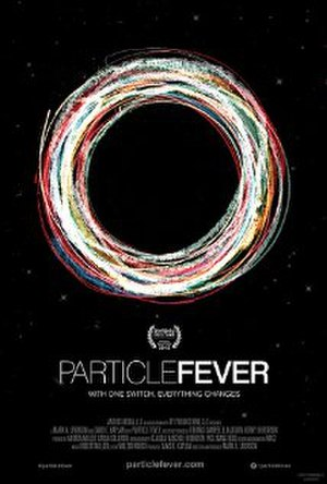 Particle Fever - Theatrical release poster