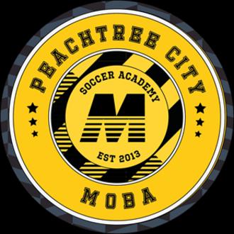 Peachtree City, Georgia - The Peachtree City MOBA logo