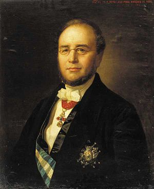 Pedro José Pidal, 1st Marquis of Pidal - The Marquis of Pidal