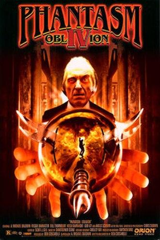 Phantasm IV: Oblivion - Promotional poster