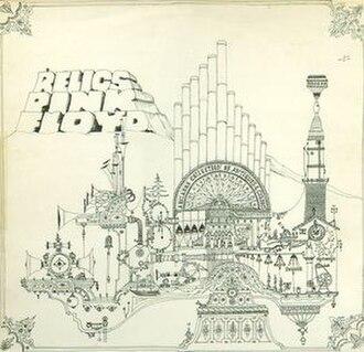 Relics (album) - Image: Pink Floyd Relics 1971