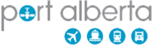 Port Alberta - Logo of the industry-led Port Alberta from 2010 through 2014