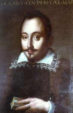 Portrait of Federico Angelo Cesi (1585-1630) by Pietro Fachetti