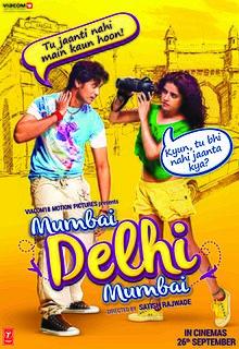Mumbai Delhi Mumbai (2014) SL DM - Shiv Pandit, Piaa Bajpai