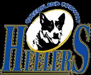 Queensland Country Heelers - Image: Queensland Country Heelers logo