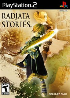 <i>Radiata Stories</i> 2005 video game