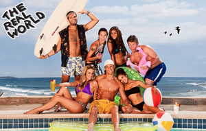 The Real World: San Diego (2011) - The cast of The Real World: San Diego  (from left to right)