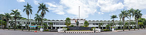 Jember Regency - The Regent's Office