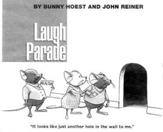 John Reiner American cartoonist, born 1956