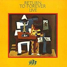 return to forever musicmagic lp vinyl