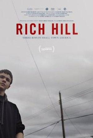 Rich Hill (film) - Sundance film poster