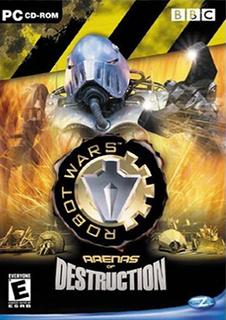 <i>Robot Wars: Arenas of Destruction</i> 2001 video game