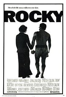<i>Rocky</i> 1976 American sports drama directed by John G. Avildsen