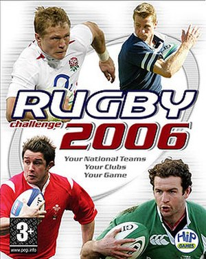 Rugby Challenge 2006 - Image: Rugby Challenge 2006